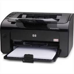 Título do anúncio: 3x sem juros HP 1102 w impressora laser