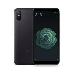 Smartphone Xiaomi Mi A2 64gb 4gb Ram 4g Global Frontal 20mpx Original Lacrado