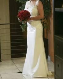 Vestido de Noiva - Lena Ateliê