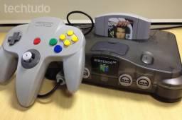 Nintendo 64 + 007 comprar usado  Santos