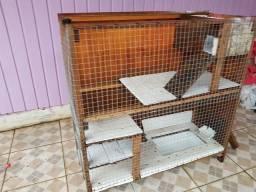 Casa para mini coelho 170,00