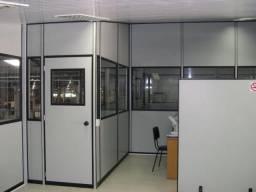 Divisórias Eucatex R$ 75,00 M2 Colocada 04 X S/Juros
