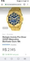 37c60cf111a Relógio invicta