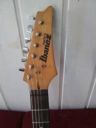 Guitarra Ibanez,,, parcelo no cartão em 2x.