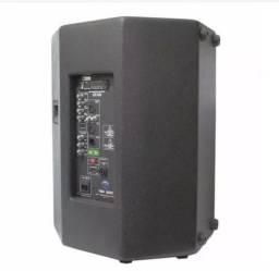 Caixa Ativa Amplificada Leacs Turbox Tba-1500 250 Watts