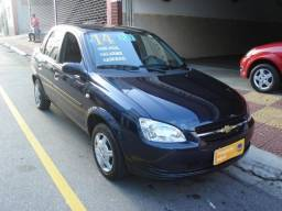 Chevrolet Classic LS 2014 Azul 62.800 Km - 2014