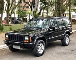 Jeep Cherokee Sport 4.0 V6 4x4 Automático 1998 - 1998