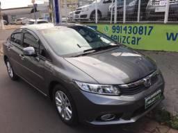 Honda/ Civic Lxs 1.8 Automático - 2014