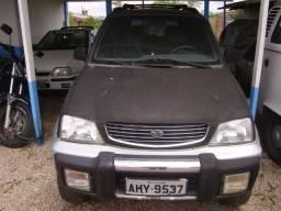 Daihatsu Terios 1.3 4X4 1998 preto Completo - 1998