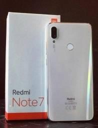 Pensou Xiaomi Pensou Josue Imports Redmi Note 7 Branco 64Gb Top de Linha