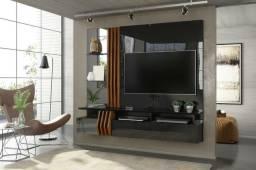 "Painel Home Suspenso para TV 55"" Bello 100% MDF"