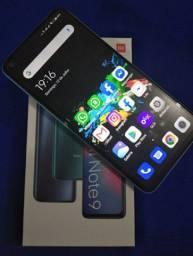 Xiaomi Redmi Note 9 - Branco - 64/3 GB - Vendo/Troco