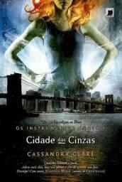 Livro Cidade das Cinzas