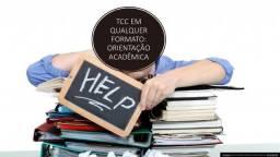 TCC - Orientação Acadêmica