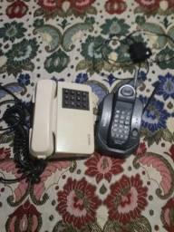 Vendo 2 telefone fixo 70 reais