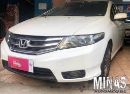 Honda City Lx Aut 1.5 2014 completo