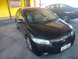 New Civic LXL 1.8 Automático 2011 Multimídia