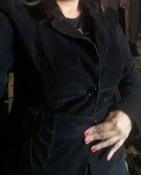 casaco camurça tam M $20