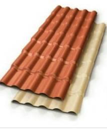 Telha PVC - Telhado novo fácil instalação - Cascavel