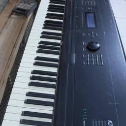 Teclado piano kurzweil kx2500