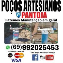Título do anúncio: Perfuração de poços artesianos Pantoja