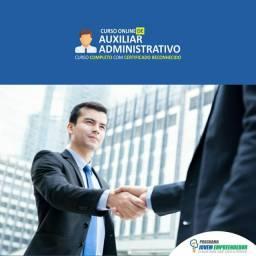 Curso de auxiliar administrativo 100% online