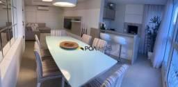 Apartamento com 3 dormitórios para alugar, 110 m² por R$ 3.500,00/mês - Petrópolis - Porto