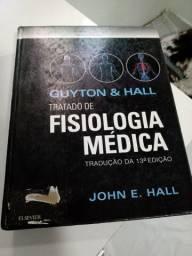 Vendo livro fisiologia médica