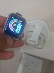 Smart watch, novo na caixa, tenho na com preto tb!!