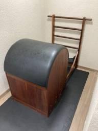 Barrel Pilates