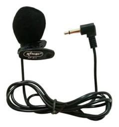 Microfone de Lapela