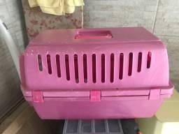Casinha transporte de cachorro ou gato