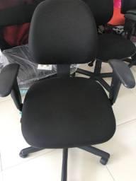 Cadeira de escritório ergométrica só 300 reais