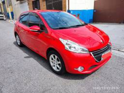 Peugeot 2008 Active 1.5 2014 completo