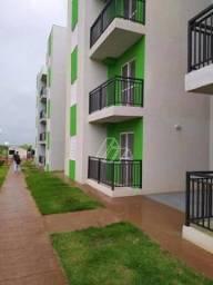 Apartamento com 2 dormitórios para alugar por R$ 600,00/mês - Vereador Eduardo Andrade Rei