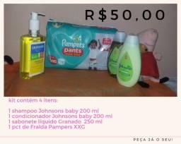 Kits Infantis Lindos Só R$50,00 Cada!