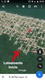 2 terrenos em Itapoá ESCRITURADOS a 900m da praia