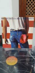 "LP Disco de Vinil - Bruce Springsteen ""Born In The U.S.A."""