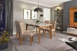 Linda Mesa de Jantar com 4 cadeiras Londyna - Receba rápido - Vários modelos!