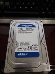 HD-Western Digital 1TB