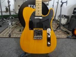 Guitarra Telecaster Custom Captadores Alnico V Timbre Vintage