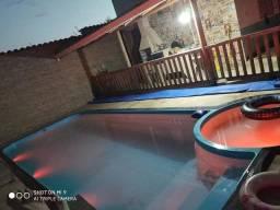 Construções de piscinas
