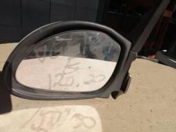 Espelho retrovisor esquerdo Vectra Gl 1997 a 2002 com controle manual