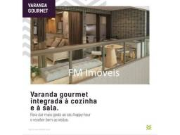 BB- Varanda Goumet e Porcelanato no melhor 2 quartos de Candeias, Aproveite condicao