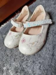 4 sandálias infantil melissa