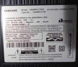 smart TV 49 polegada  defeito