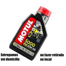 Óleo Motul 20w50 4T 5000 semi sintético Original®