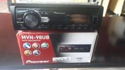 Rádio Pioneer semi novo $100,00