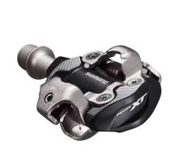 Pedal Shimano Xt - Pd-m8100 - Novo E Na Caixa