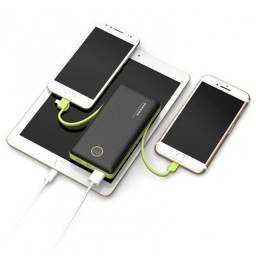 Power Bank Carregador Portatil 20000mAh c/ Cabo v8 Tipo C Iphone Sumexr (SX-959)